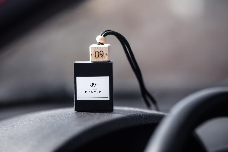 Скидка 20% на ароматы для автомобиля AROMATIC 89