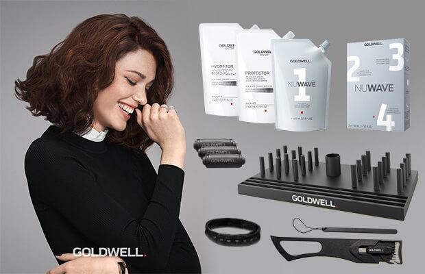 NUWAVE — невероятная инновация в изменении текстуры и формы волос
